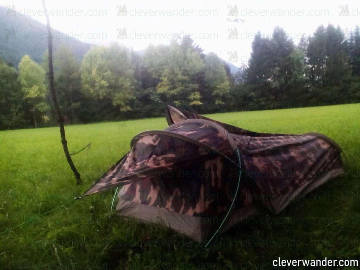 GEERTOP Ultralight Bivy Tent - image review 1