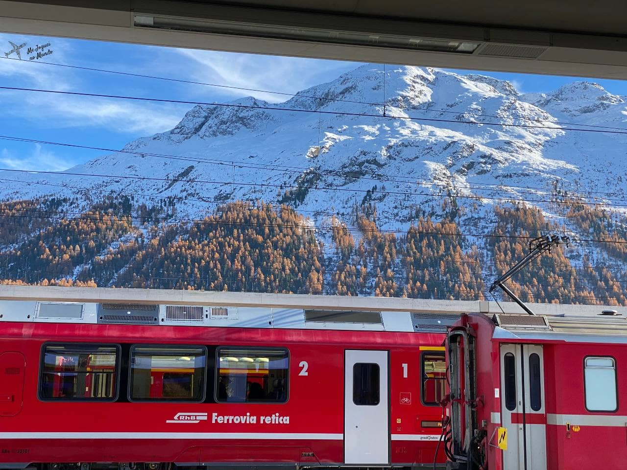 transporte publico suica