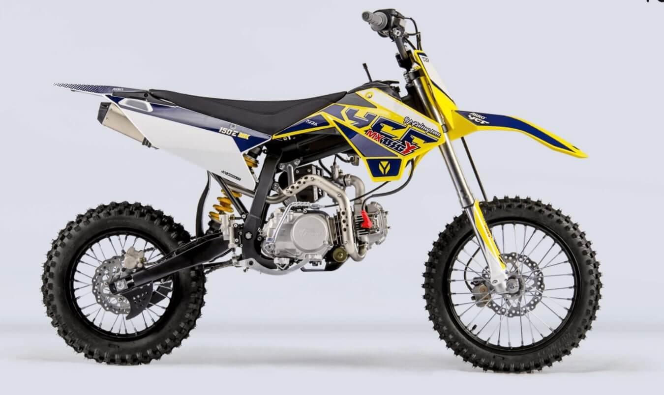YCF pit bike
