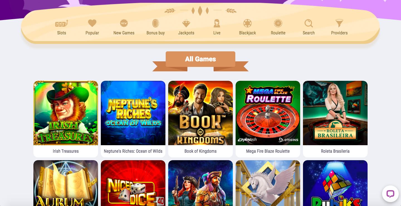 cookie-casino-games