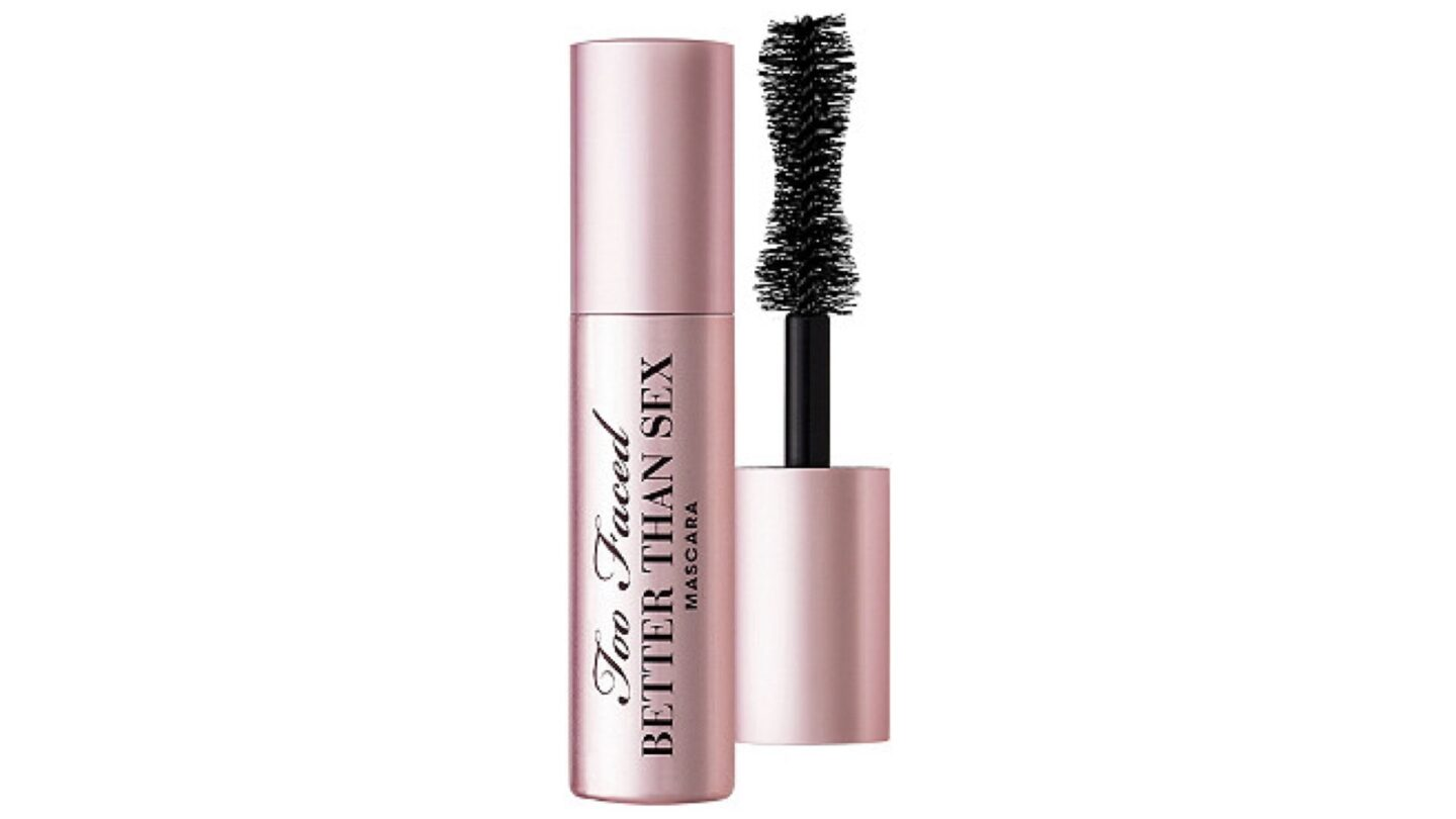 Too Faced Better Than Sex Mascara travel size - 2021 Ulta Birthday Gift for January