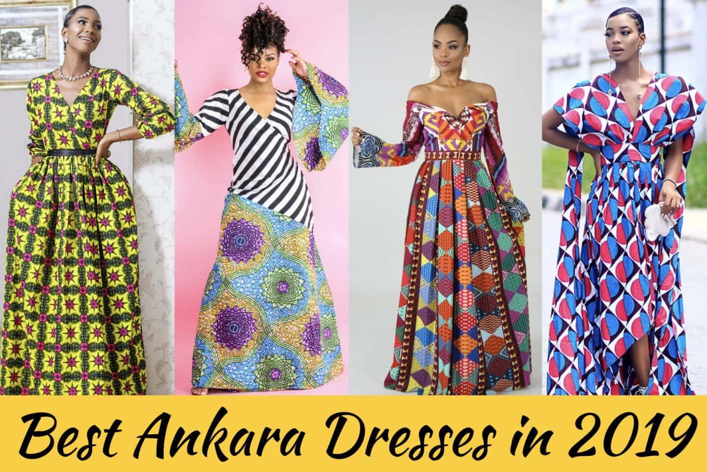 Amazing African Print Dresses
