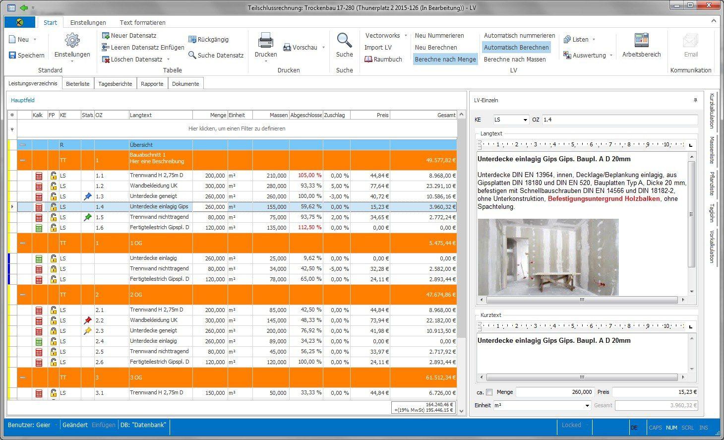 X1.1 Maler Screenshot