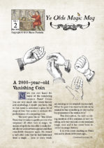 Ye Olde Magic Mag - Volume 4 Issue 2 - Magic History of the 19th century