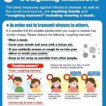 วิธีป้องกันการแพร่ระบาดของเชื้อไวรัส COVID-19