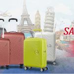 American Tourister จัดส่วนลดกระเป๋าเดินทาง ช้อปไว้ใช้ปลายปี 50% Off