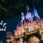 แนะนำวิธีเที่ยว Tokyo Disneyland 2018