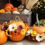 DIY Pumpkin Arrangements For Fall