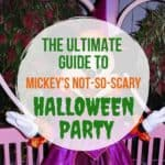 Spooktacular Tips for Mickey's Not So Scary Halloween Party