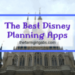 The Best Disney Planning Apps
