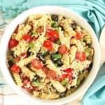 Easy Pepperoni Pasta Salad
