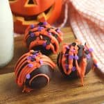 Halloween Hot Cocoa Bombs