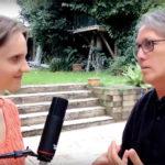 Ieva Kelpsaite and Sergio Acosta, modelling a caring dialogue