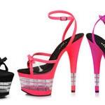 Degree Pointed Stiletto Sandal