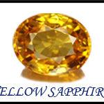 Health Benefits of Wearing Yellow Sapphire Gemstone