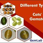 Different Types Of Cat's Eye Gemstone