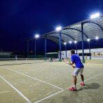 Membership for tennis courts on the Caribbean in Dominican Republic, Sosua - Cabarete