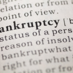 bankruptcy glossary of terms