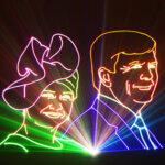 lasershow koningsdag