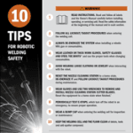 Improving Welding Automation Safety With Risk Assessment and Training