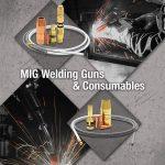 Bernard and Tregaskiss Release New MIG Welding Guns & Consumables Catalog