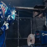 Welding students in Tulsa benefit from Bernard MIG Guns and Consumables | Customer Testimonial