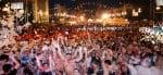Barcelona Pride foam party