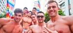 Participantes en el Pride Taipei