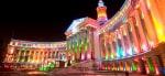 Kerstmarkten en feestelijke vakantie-attracties in Denver