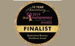 AusMumpreneur Finalist Award