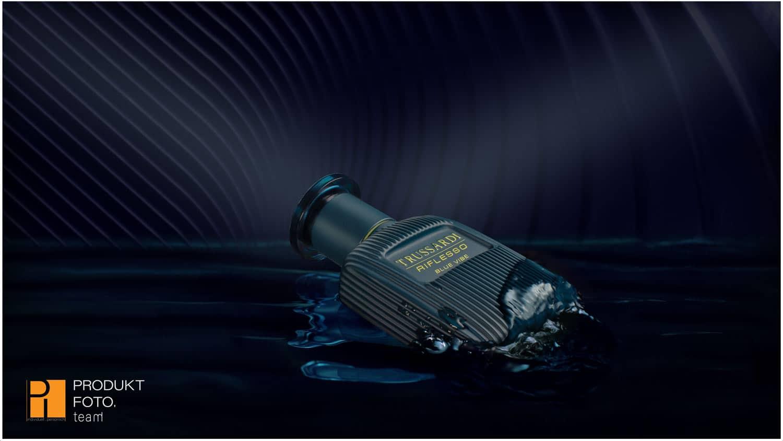 Parfumflasche Produktfotograf