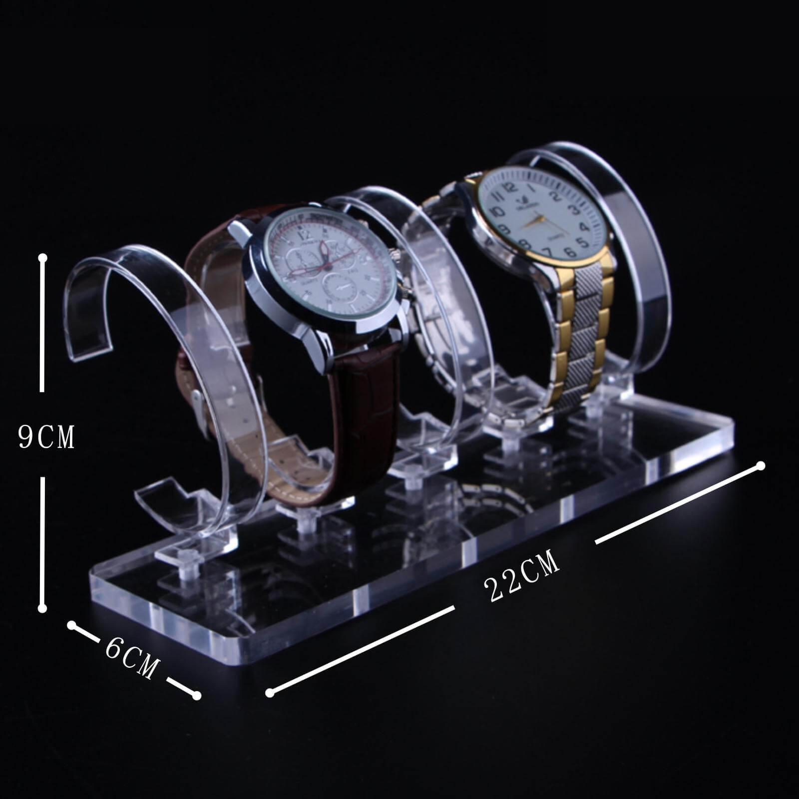 Acrylic Watch Display Stand