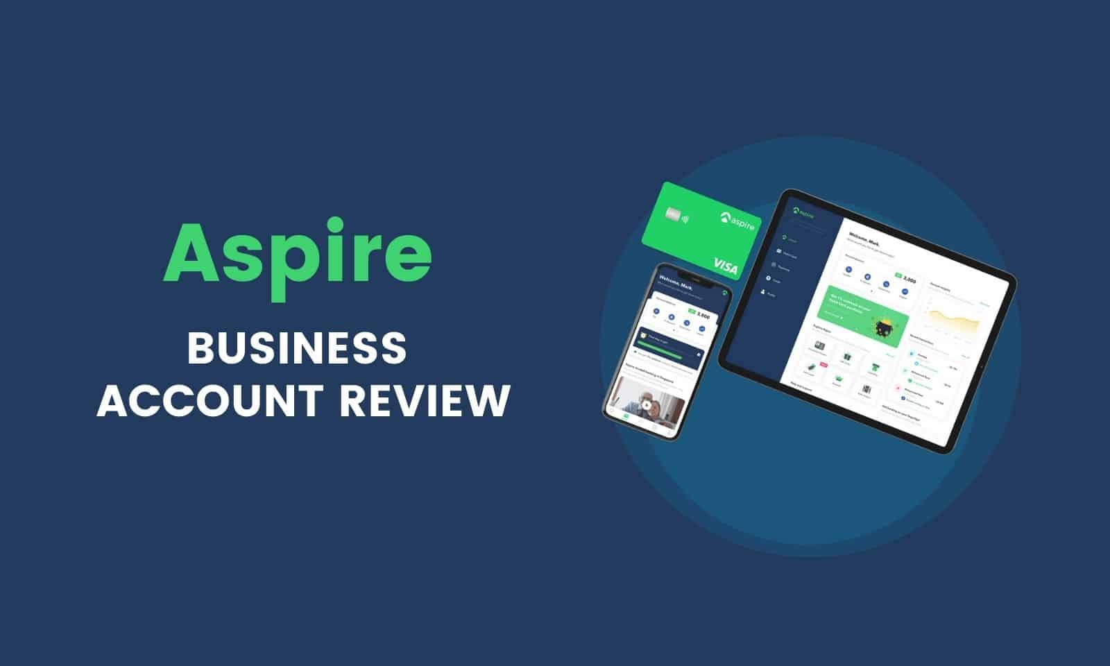 Aspire Business Account Review Cover Image
