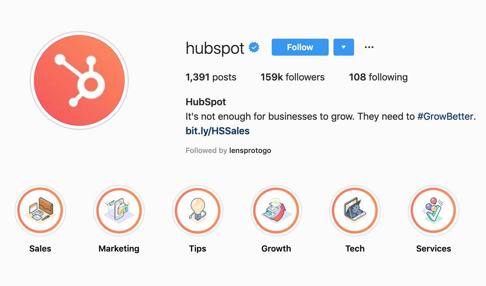 instagram story highlight ideas
