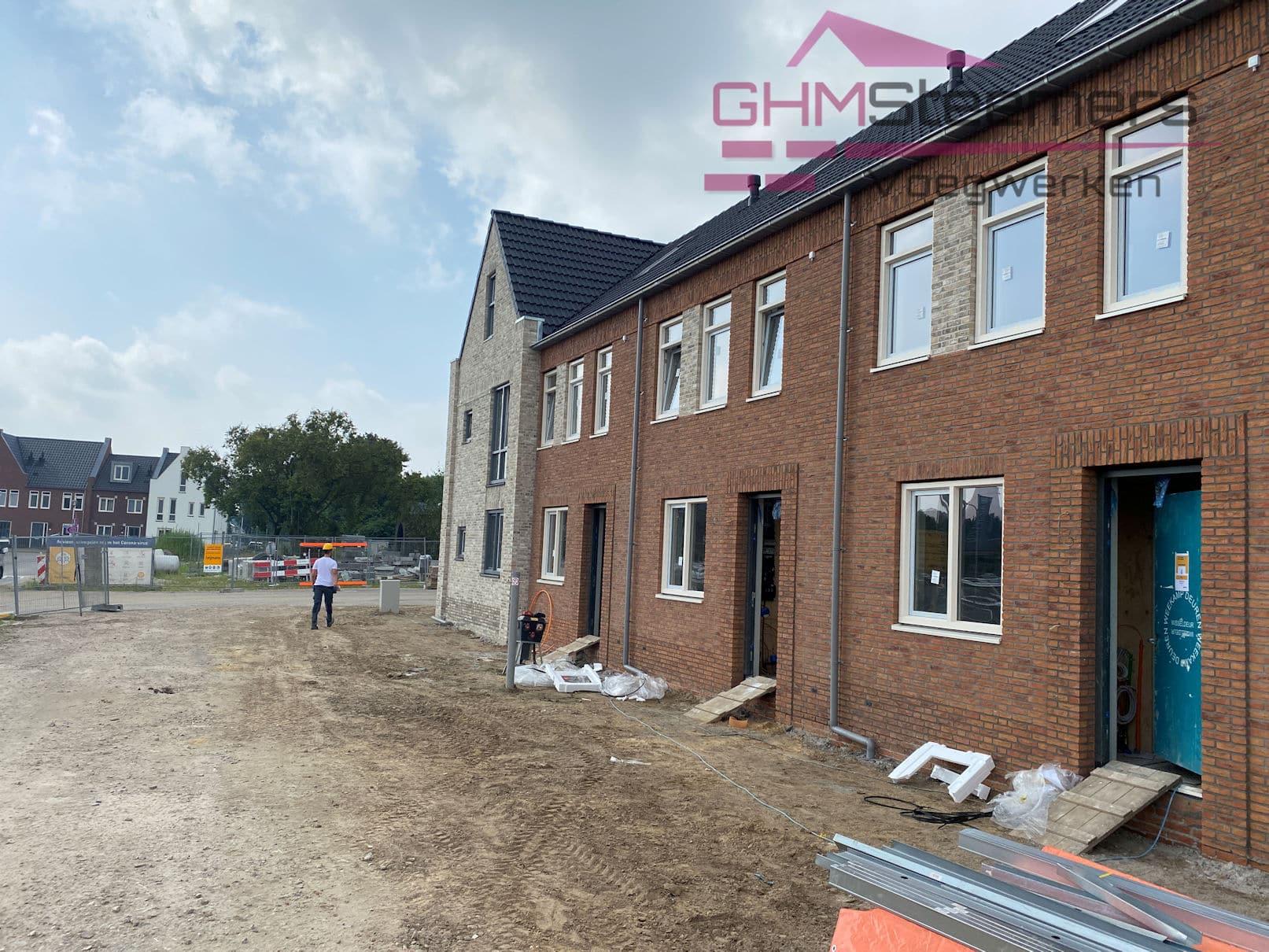 40 woningen Berkel Enschot | G.H.M. Steemers Voegwerken