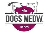 The Dog's meow logo