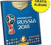 Gratis Panini Fußball Sticker Album