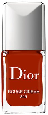 DIOR Vernis Gel Shine & Long Wear Nail Lacquer | 40plusstyle.com