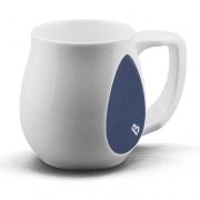 Ceramic Dark Blue coffee mugs perfect as a novelty mug gift