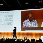 Copenhagen Declaration is delivered at the close of the 18th IACC