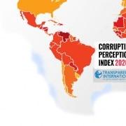 Corruption Perceptions Index 2020