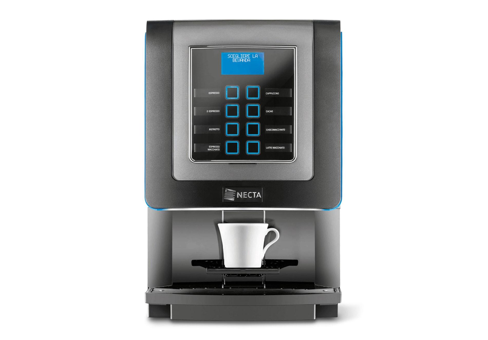 Necta Koro Prime создана для перерыва на идеальный кофе