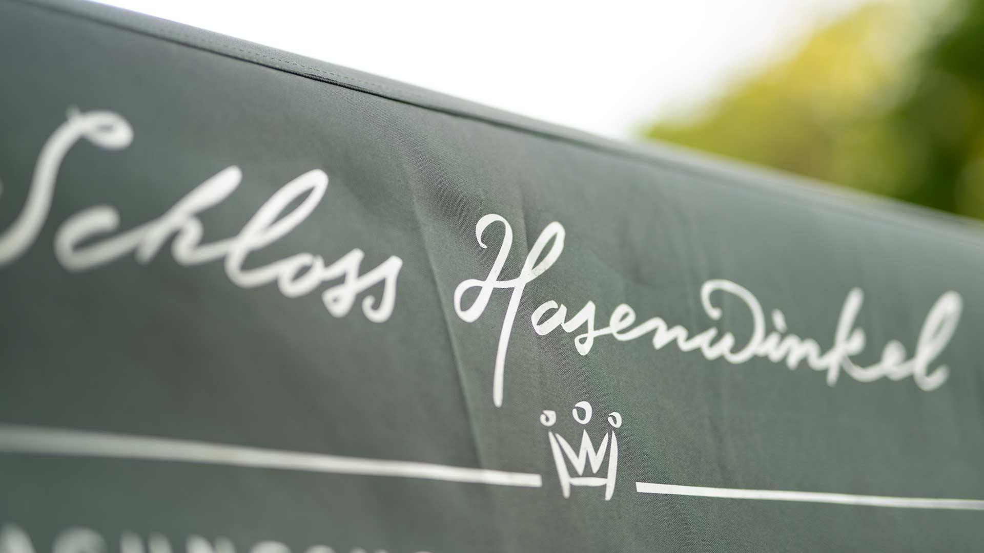 Heiraten auf Schloss Hasenwinkel. Haaacch!