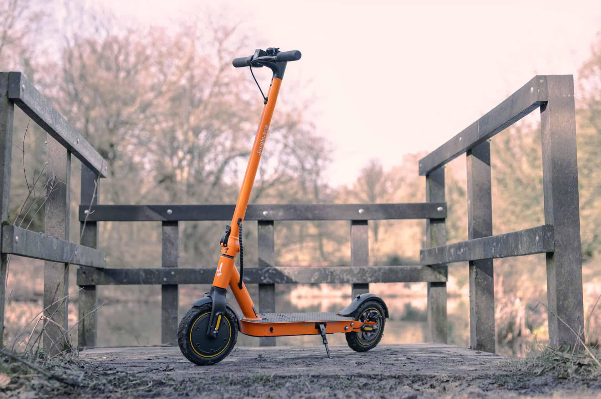 electric-jungle-orange-scooter-park