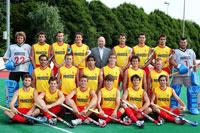 Spaans Heren Hockeyteam