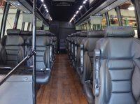 Luxury 24-40 seater Executive Minibus Shuttle bus