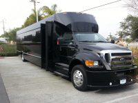 22 passenger luxury Party-Bus - Limobus