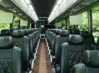 20,25,30,40 passenger Executive minibus shuttle with driver
