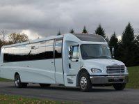 32-40 passenger minibus shuttle bus in DC area