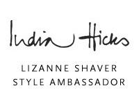 Lizanne Shave India Hicks
